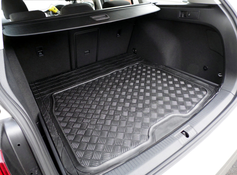 Bmw Car Mats Ebay >> 3pc boot liner load mat bumper protector VW Volkswagen ...