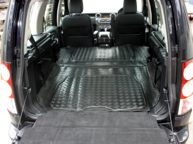 Choice Of Rubber Boot Load Liner Tailgate Protector Land